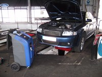 Audi/VW Air Conditioning, STR Audi/VW Specialists, Norwich, Norfolk