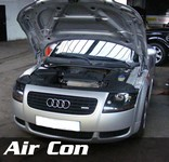 Audi & VW Air Con Servicing at STR Service Centre Norwich, Norfolk